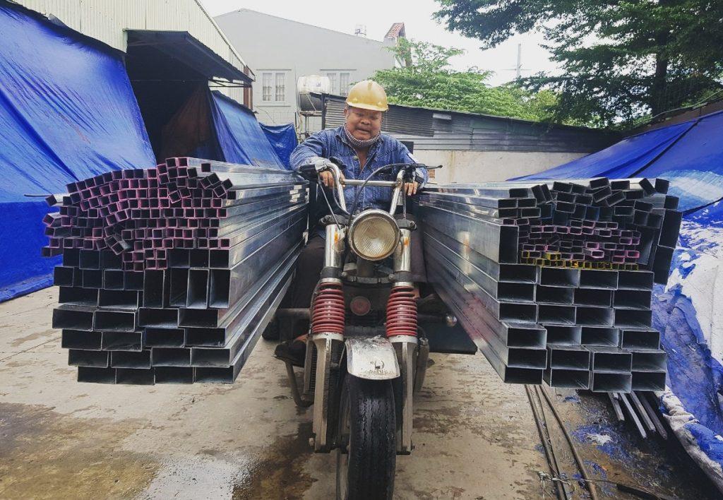 thep vuong hop kem Bich Huong