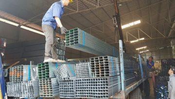 Thép hộp mạ kẽm – sản phẩm không thể thiếu trong các công trình xây dựng