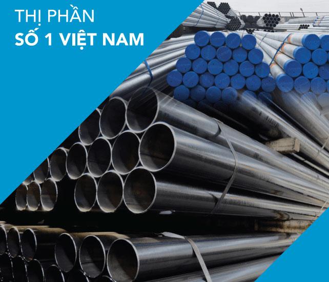 Thép ống của Hòa Phát